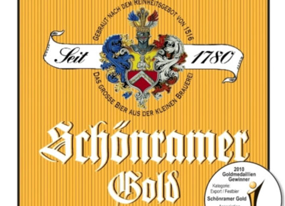 Schönram Gold (Festbier - Single x 16.9 oz.)