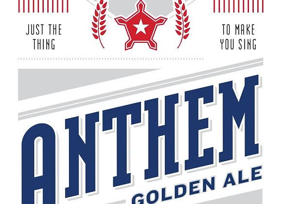 Union Anthem (Cream Ale - 6 Pack x 12 oz.) (MD)