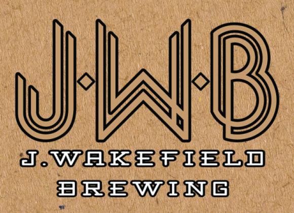 J. Wakefield Message In A Beaker (Hazy IPA - 4 Pack x 16 oz.)