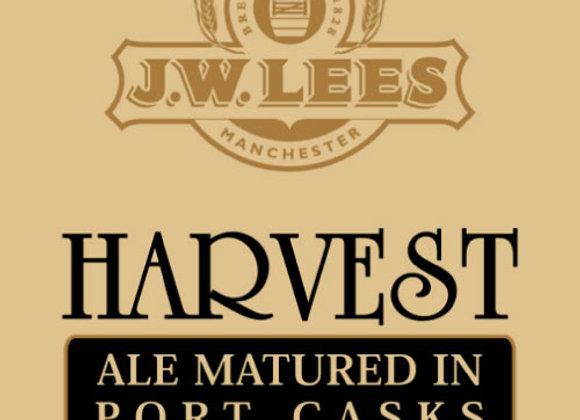 J.W. Lees Harvest Ale: Port 2015 (English Barleywine - Single x 8.5 oz.)