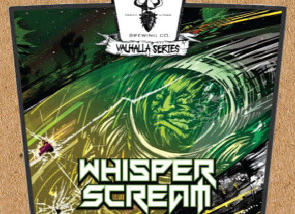 Drekker Whisper Scream (Hazy IPA - 4 Pack x 16 oz.)