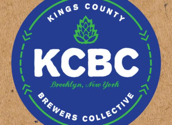 KCBC Dos Puertas (Gose - 4 Pack x 16 oz.)