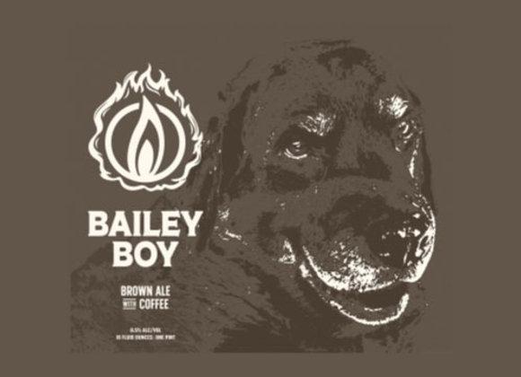Blaze Bailey Boy (American Brown Ale - 4 Pack x 16 oz.)