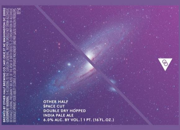 Other Half DDH Space Cut (Hazy IPA - 4 Pack x 16 oz.) (MD)