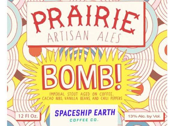 Prairie Bomb! (Imperial Stout - Single x 12 oz.)