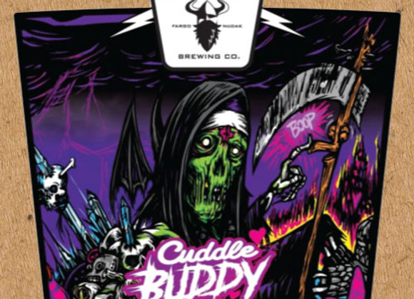 Drekker Cuddle Buddy (Hazy Double IPA - 4 Pack x 16 oz.)