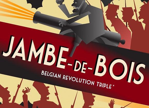 De La Senne Jambe-de-Bois (Tripel - Single x 11.2 oz.)