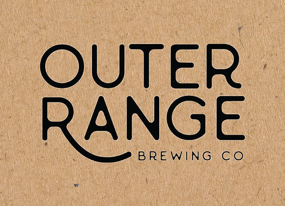Outer Range In The Steep (Hazy IPA - 4 Pack x 16 oz.)