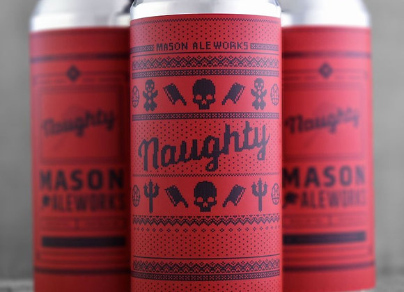 Mason Naughty (Imperial Sweet Stout - 4 Pack x 16 oz.)