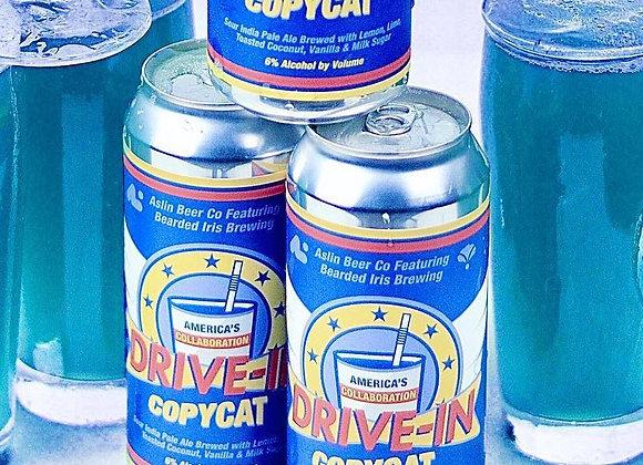 Aslin Drive-In Copycat (Sour IPA - 4 Pack x 16 oz.)