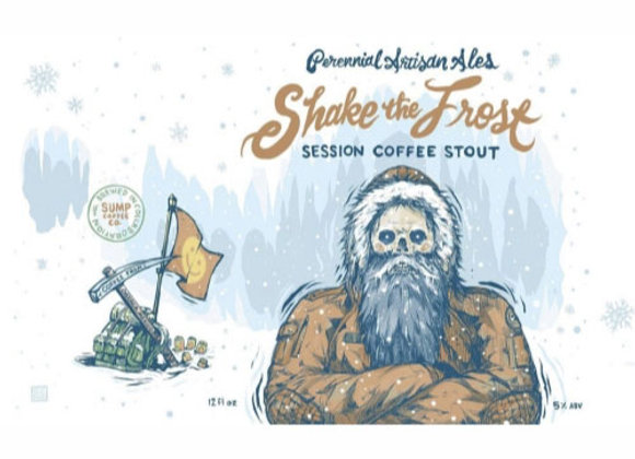 Perennial Shake The Frost (American Stout - 4 Pack x 16 oz.)