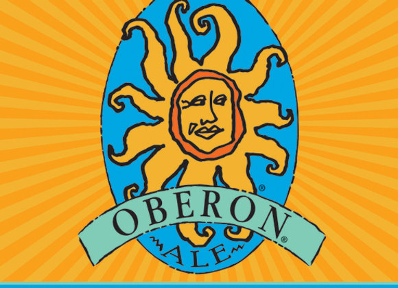 Bell's Oberon (Wheat Ale - 6 Pack x 12 oz.)