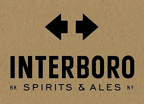 Interboro Our Past Is Your Future (Mixed Fermentation Ale - 32 oz. Growler)