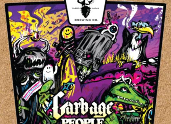 Drekker Garbage People (Hazy Double IPA - 4 Pack x 16 oz.)