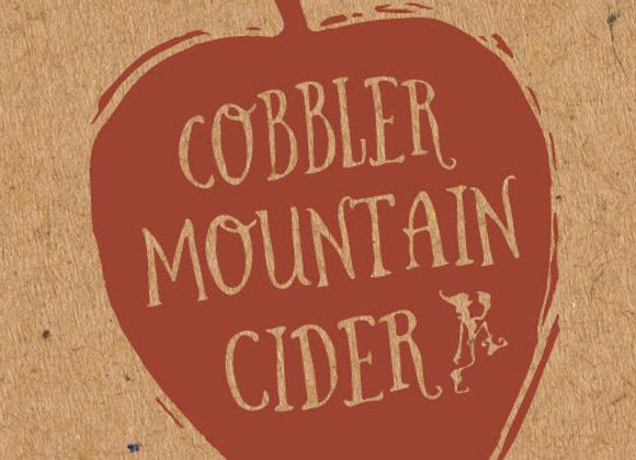 Cobbler Mountain Harvest Pumpkin (Cider - 4 Pack x 12 oz.)