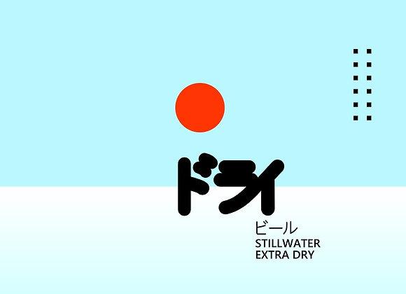 Stillwater Extra Dry (Saison - 4 Pack x 16 oz.)