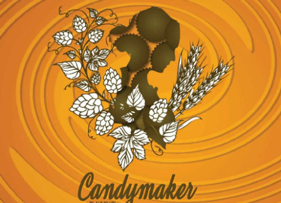 Widowmaker Candymaker (American Stout - 4 Pack x 16 oz.) (MD)