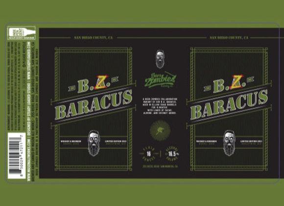 Beer Zombies BZ Baracus (English Barleywine - Single x 16 oz.)