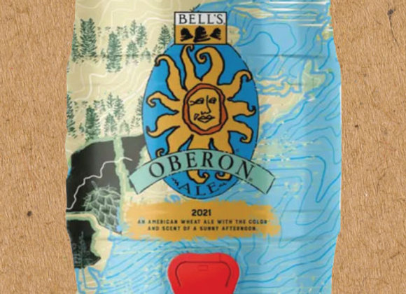 Bell's Oberon (Wheat Ale - 5L Party Can)