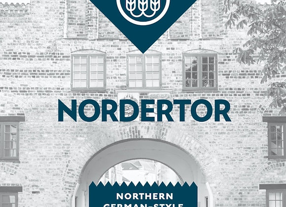 Schilling Nordertor (German Pilsner - 4 Pack x 16 oz.)