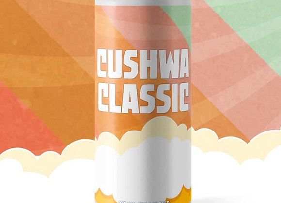 Cushwa Classic (German Pilsner - 4 Pack x 16 oz.)