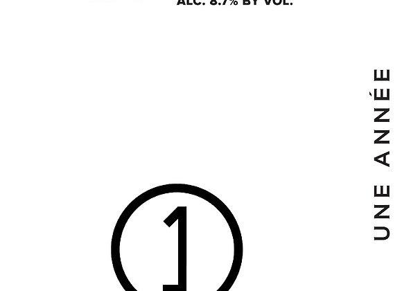Une Année Tripel (Tripel - 4 Pack x 16 oz.)