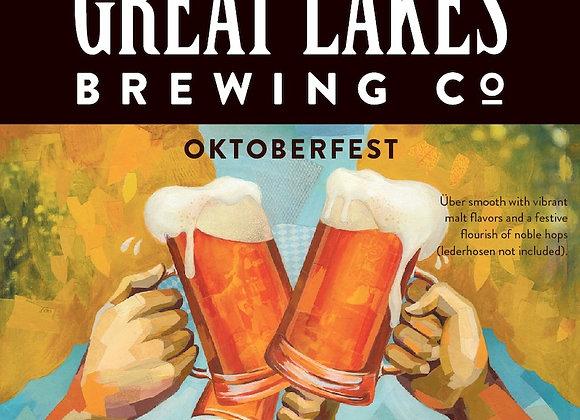 Great Lakes Oktoberfest (Märzen - 6 Pack x 12 oz.)