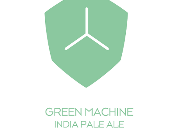 Diamondback Green Machine (Hazy IPA - Growler) (MD)