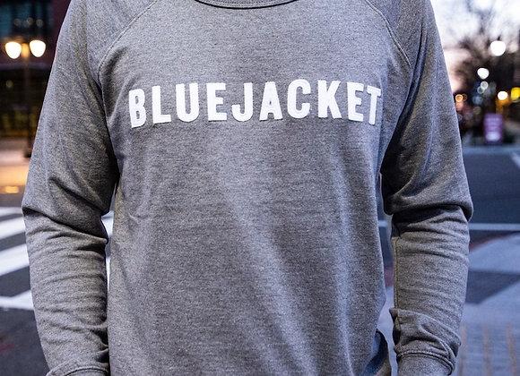 Bluejacket French Terry Crewneck Sweatshirt (Graphite)
