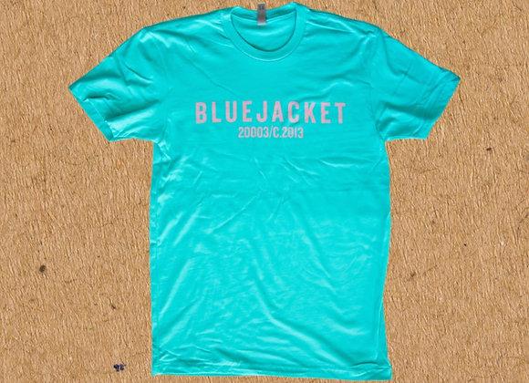 Classic Logo T-Shirt (Light Blue/ Pink)