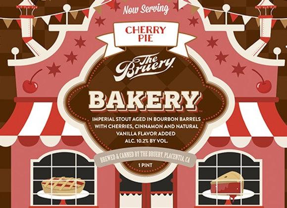 The Bruery Bakery: Cherry Pie (Imperial Sweet Stout - Single x 16 oz.)