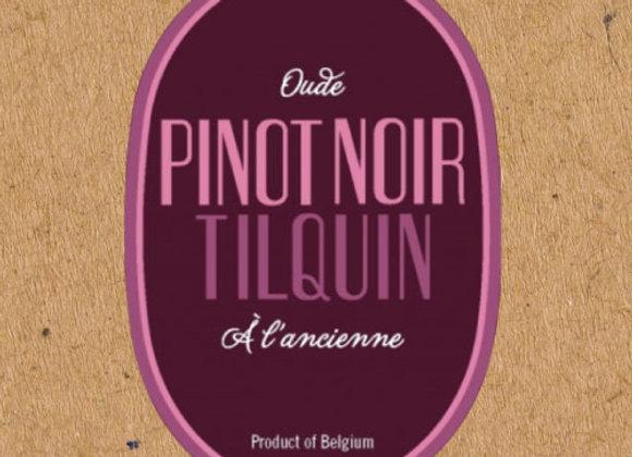 Tilquin Oude Pinot Noir à l'Ancienne 19/20  (Fruit Lambic - Single x 25.4 oz.)