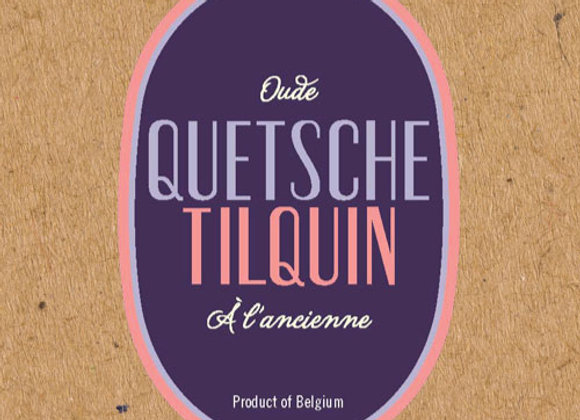 Tilquin Oude Quetsche 2015/2016 (Fruit Lambic - Single x 12.7 oz.)