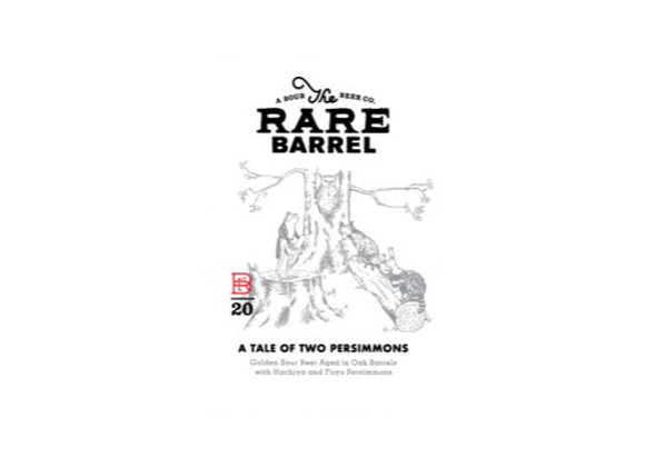 The Rare Barrel A Tale Of Two Persimmons (Mixed Fermentation Ale - 12.7 oz.)