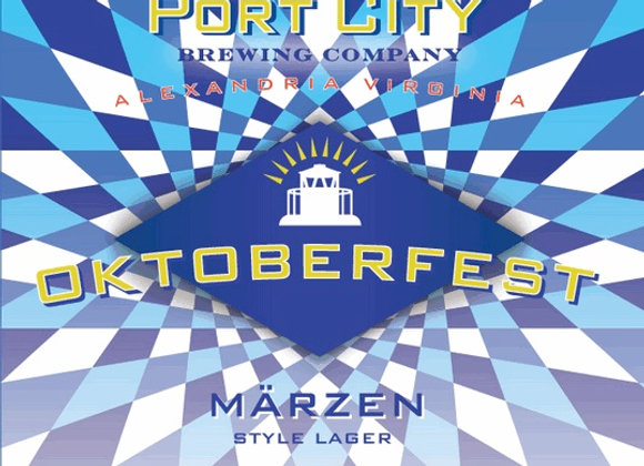 Port City Oktoberfest (Märzen - 6 Pack x 12 oz.)