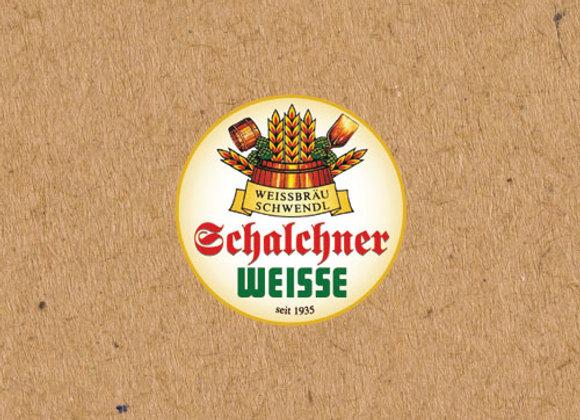 Schwendl Schalchner Weisse Hell (Hefeweizen - Single x 16.9 oz.)