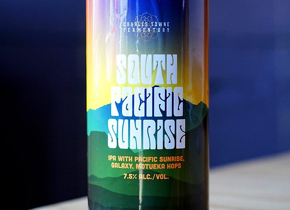 Charles Towne South Pacific Sunrise (Hazy IPA - 4 Pack x 16 oz.)