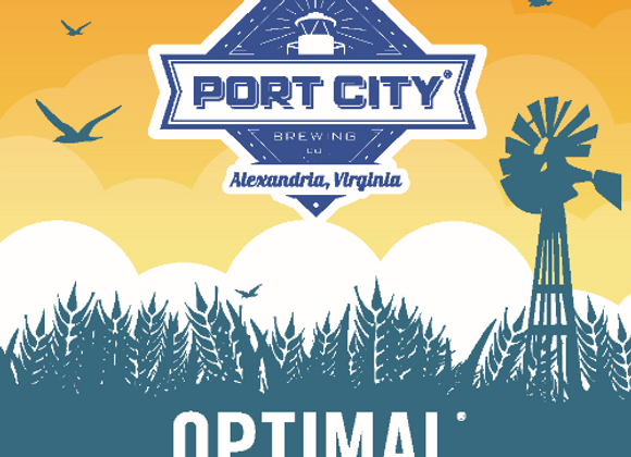 Port City Optimal Wit (Witbier - 6 Pack x 12 oz.)