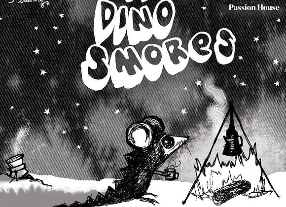 Off Color Coffee Dino S'mores (Imperial Stout - Single x 16 oz.)