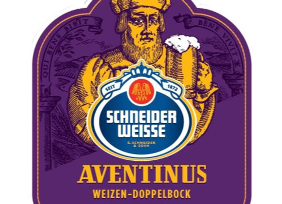 Schneider & Sohn Aventinus (Weizenbock - Single x 16.9 oz.)