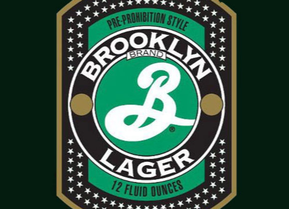 Brooklyn Lager (Amber Lager - 6 Pack x 12 oz.)