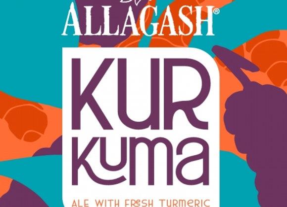 Allagash Kurkuma (Saison - 4 Pack x 16 oz.)