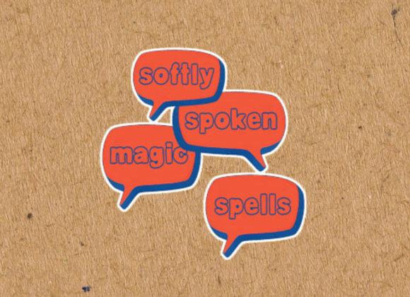 SingleCut Softly Spoken Magic Spells (Hazy Double IPA - 4 Pack x 16 oz.)