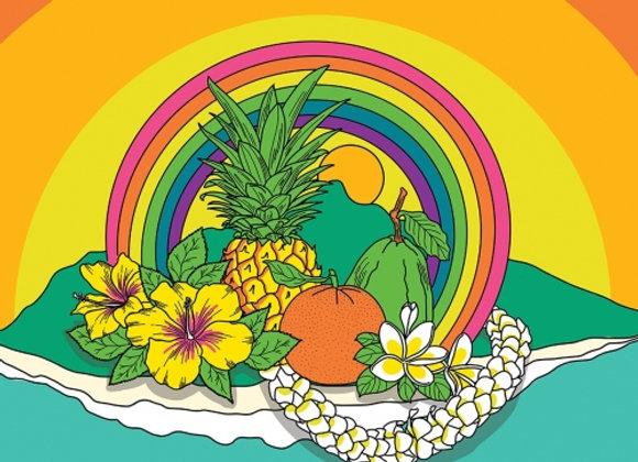 Wild Mind Hanai Ohana (Fruited Sour Ale - 4 Pack x 16 oz.)