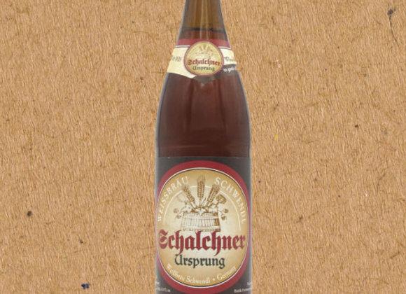 Schwendl Schalchner Ursprung (Hefeweizen - Single x 16.9 oz.)