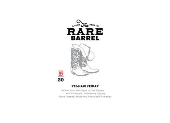 The Rare Barrel Yee-Haw Friday (Mixed Fermentation Ale - Single x 12.7 oz.)
