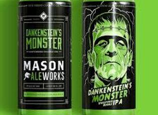 Mason Dankenstein's Monster (Triple IPA - 4 Pack x 16 oz.)