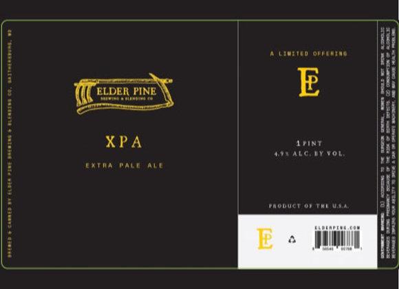 Elder Pine XPA (Hazy Pale Ale - 4 Pack x 16 oz.)