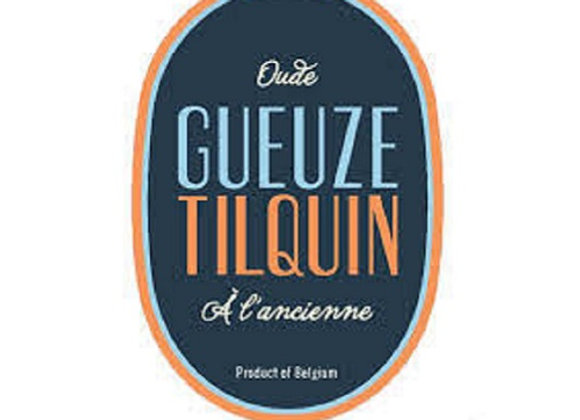 Tilquin Oude Gueuze 18/19 (Gueuze Lambic - Single x 12.7 oz.)