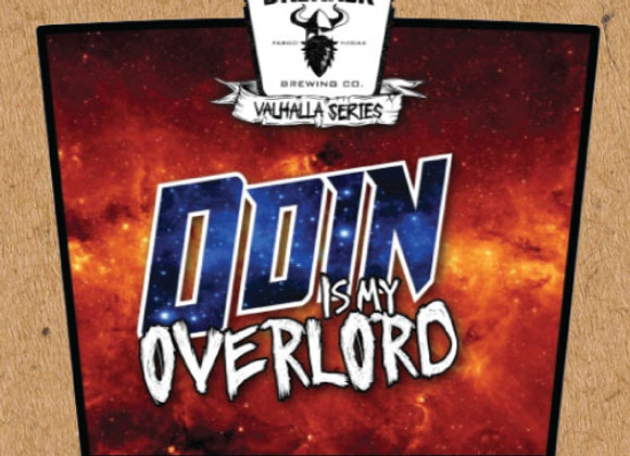 Drekker Odin Is My Overlord (Hazy Double IPA - 4 Pack x 16 oz.)